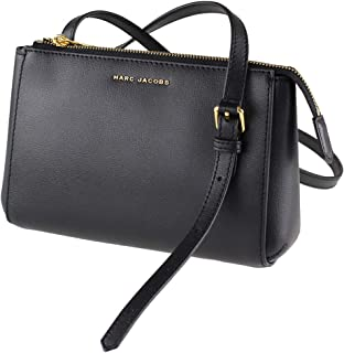 Marc Jacobs The Commuter Leather Crossbody Bag