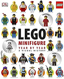 LEGO?? Minifigure Year by Year A Visual History (Dk Lego) by Farshtey. Gregory ( 2013 ) Hardcover