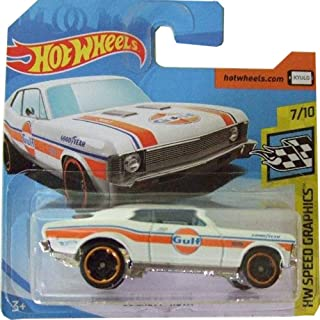 Hot.Wheels '68 Chevy Nova 7/10 HW Speed Graphics