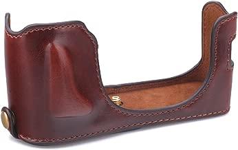 fuji x100t leather case