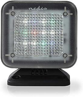 Nedis Dummy TV Simulator with Flashing LED & USB Power Plug Black