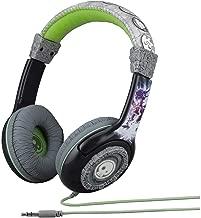Skylanders Undead Element Kid-Friendly Headphones