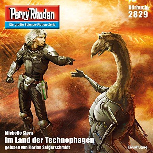 Im Land der Technophagen (Perry Rhodan 2829) Titelbild