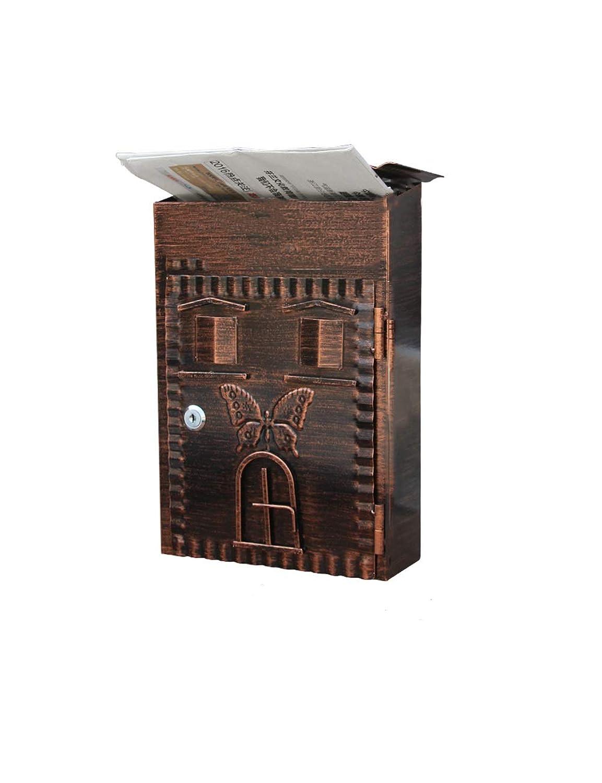XF 壁掛け郵便箱屋外クリエイティブカンパニークレーム提案箱ホームメールボックス //