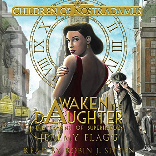 Awaken the Daughter Audiobook By Jeremy Flagg cover art