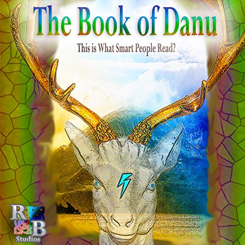 The Book of Danu audiobook cover art