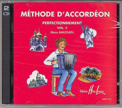 Partition : Méthode d\'Accordéon - Volume 2 - 2 CD
