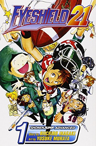 EYESHIELD 21 GN VOL 01: The Boy with the Golden Legs
