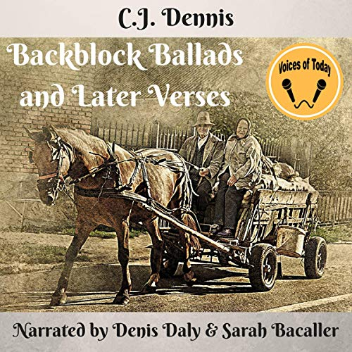 Backblock Ballads and Later Verses cover art