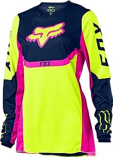 Fox WMNS 180 VOKE Jersey Yellow XS