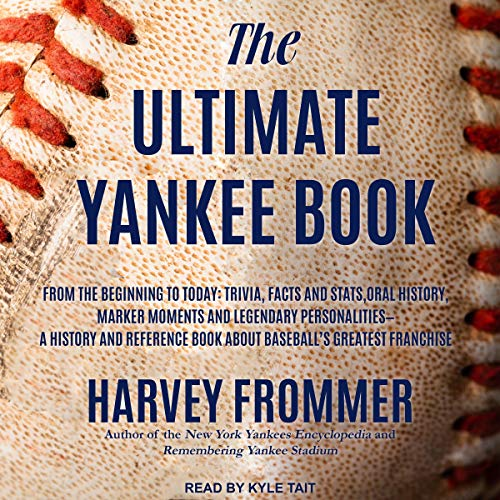 The Ultimate Yankee Book cover art