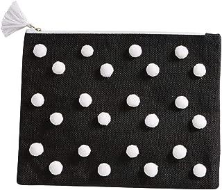 Women's Resort 9x12in Confetti Jute Carryall Case 86200010