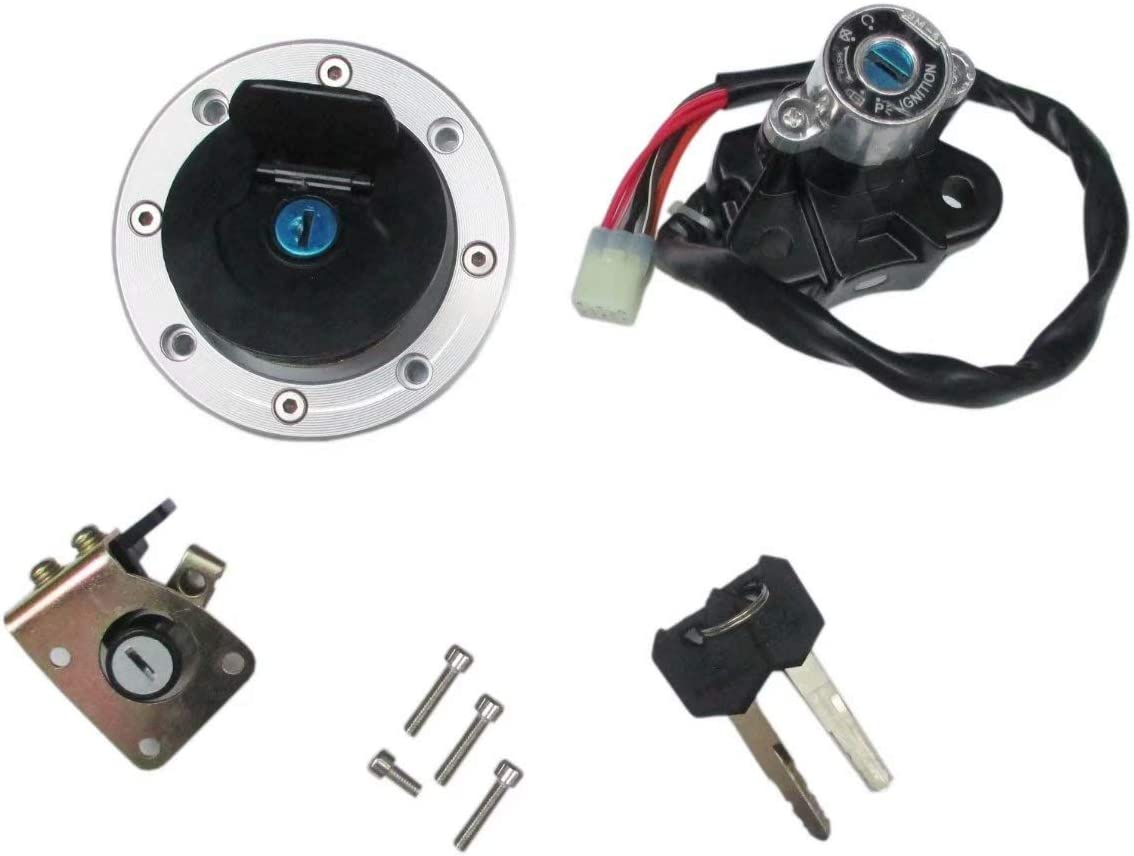 Performance Ignition Alternative dealer Switch Gas Cap Cover For Key Seat Lock Set Max 44% OFF