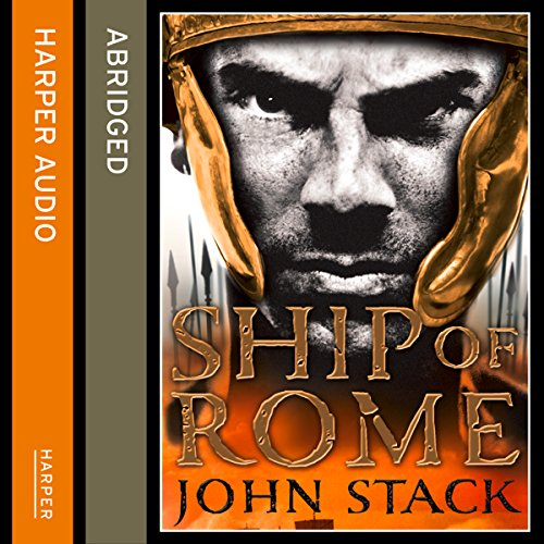 Ship of Rome audiobook cover art