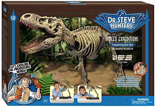 Dr. Steve Hunters cl1647 K – Paleo Expeditions, Tyrannosaurus Rex