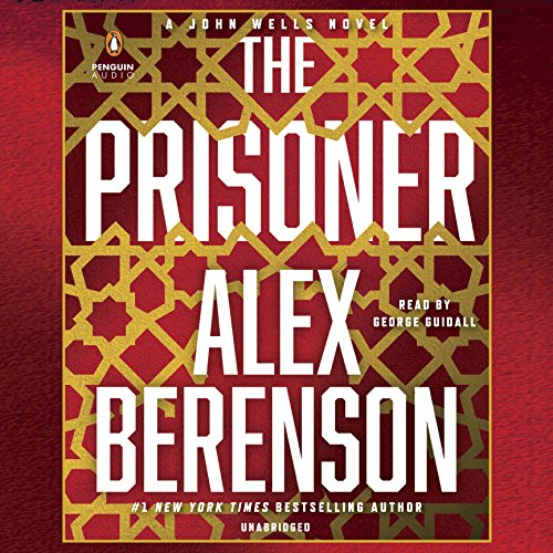 The Prisoner audiobook cover art