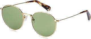 PACIFICO OPTICAL Dover Green Lens, Gold, Medium