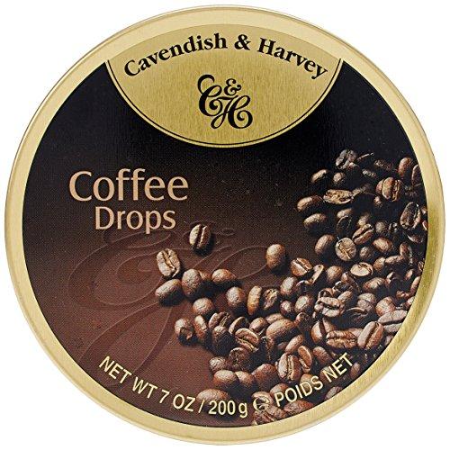 test Cavendish &Harvey Coffee Drop Deutschland