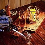 Amisglass Sektgläser Set, 6 stück, 300ml Champagner Gläser, klares Kristallglas, kristallklare Klarheit, Bleifrei & Hochwertig - 4