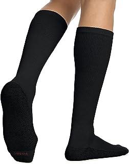 Hanes ComfortBlend® Over-the-Calf Crew Socks 6-Pack