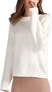 Best white boucle sweater Reviews