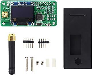 MMDVM Hotspot Support P25 DMR YSF + Aluminum Shell+ OLED + Antenna + Case no Raspberry Pie