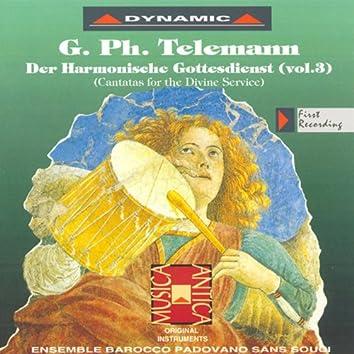 TELEMANN: Harmonischer Gottes-Dienst (Der), Vol. 3