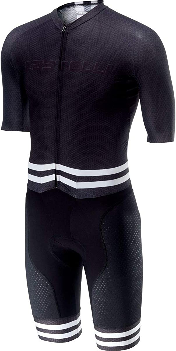 RRP 179.99!! Progetto X2 AirPad Castelli Team Sky Sanremo 4.0 Speed Suit