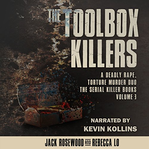 The Toolbox Killers audiobook cover art