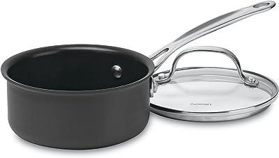 Cuisinart Nonstick Saucepan- Best Saucepans For Gas cooking