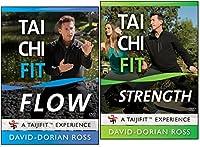 Bundle: Tai Chi Fit 2-DVD set - FLOW/STRENGTH with David-Dorian Ross [並行輸入品]
