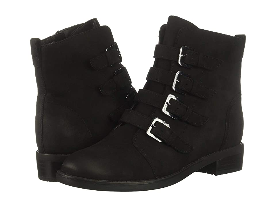 Blondo Elana Waterproof (Black Nubuck) Women