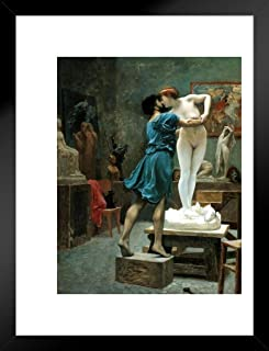 pygmalion and galatea painting