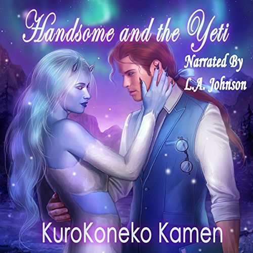 Handsome and the Yeti audiobook cover art