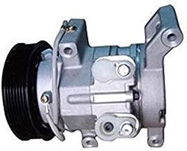SINOCMP 7PK New AC Compressor 88320-0K100 883200K100 Air Compressor New Air Conditioning Compressor Auto AC Compressor Clutch Assy for Toyota Vigo Innova Hilux 10S11C, 3 Month Warranty
