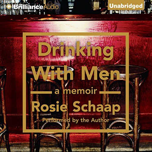 Drinking with Men audiobook cover art