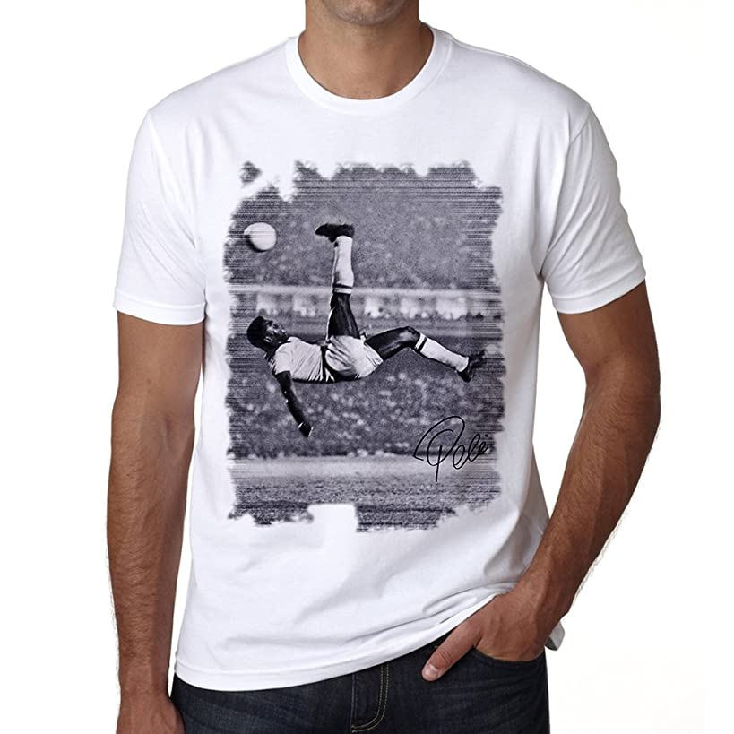 One in the City Pele Men's T-Shirt Celebrity Star