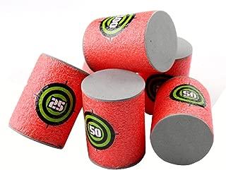 Putars Bullet Darts EVA Soft Bullet Target for NERF N-Strike Blasters Pack of 36pcs, Indoor/Outdoor/Pool Game !!!