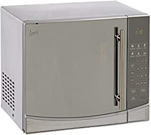 Avanti MO1108SST 1000-watt Counter Top Microwave Oven with Stainless Steel Finish,Silver