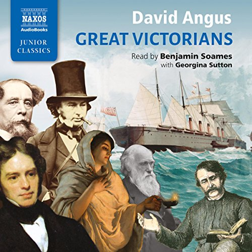 Great Victorians audiobook cover art