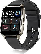 Smart Watch, Motast 1.69'' HD Full Touch Screen Fitness Watches Sport Tracker with Heart Rate, Sleep, Stopwatch, Pedometer Tracking Running Watch, IP68 Waterproof Activity Smartwatch for Men Women