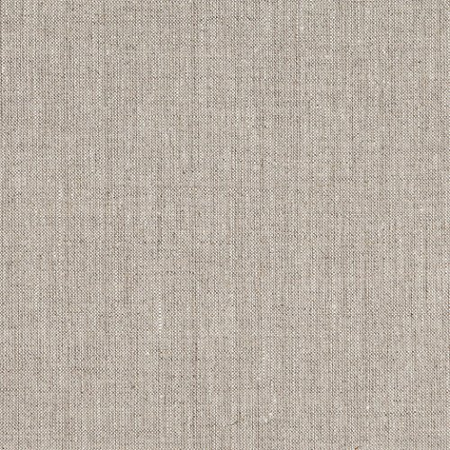 Quality Linen 100% European Linen Fabric, by The Yard, Oatmeal
