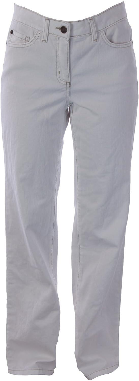 BODEN Women's Wideleg Jeans White
