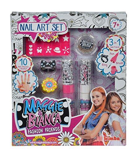 Simba 109273059 - Maggie & Bianca Nail Art Set