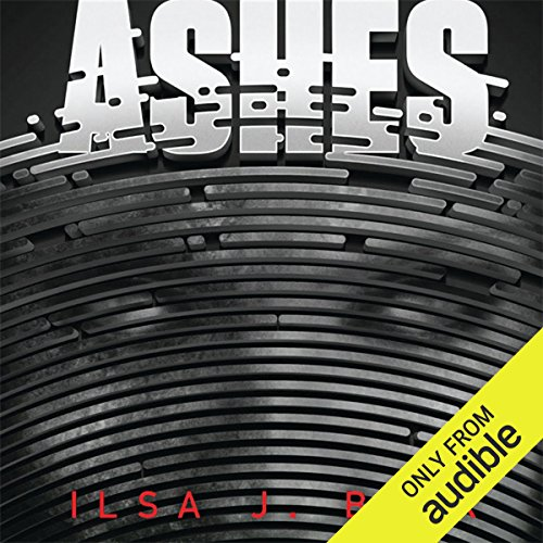 Ashes audiobook cover art