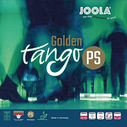 JOOLA Belag Golden Tango PS, schwarz, 2,0 mm
