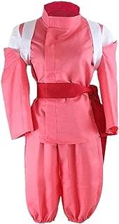 Mocona Spirited Away Cosplay Ogino Chihiro Costume Kimono Suit