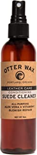 Otter Wax Suede & Nubuck Cleaner | 5oz | Blemish Repair + Conditioner | Made in USA
