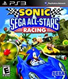 SEGA Sonic & All-Stars Racing, PS3 PlayStation 3 vídeo - Juego (PS3, PlayStation 3, Racing, Modo multijugador, E10 + (Everyone 10 +))