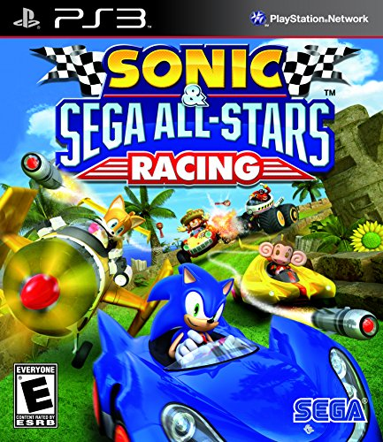Sonic & SEGA All-Stars Racing [UK Import]